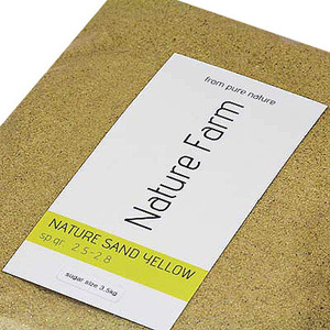 Nature Sand YELLOW 6.5kg